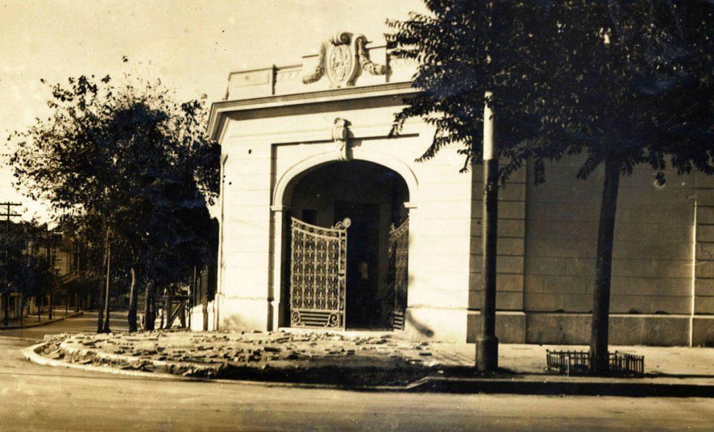 TURISMO - A mansão do conde Matarazzo era uma das atrações da Avenida Paulista Foto: Acervo CMSP