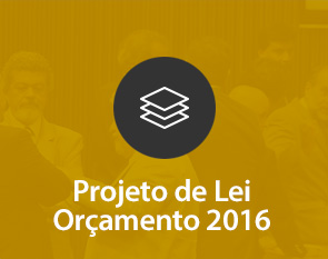Projeto de Lei Orçamento 2016