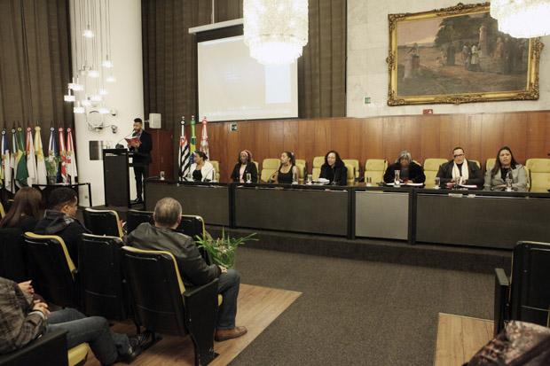 Encontro de mulheres foi iniciativa do vereador Laércio Benko (PHS) (Fotos: André Bueno / CMSP)