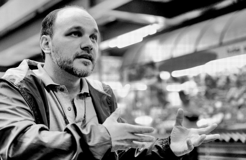 """""""O alimento é, antes de tudo, um direito humano"""" Ricardo Rocha/CMSP"""