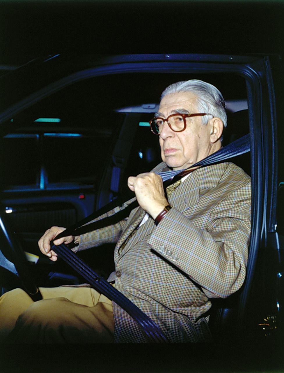 Murillo promove a lei do cinto de segurança obrigatório, de sua autoria