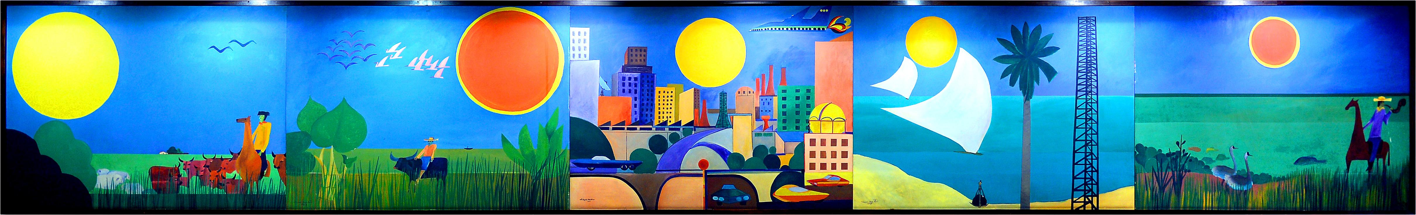 Integração do Brasil na Cidade de São Paulo