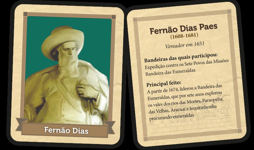 Perfil Fernão Dias