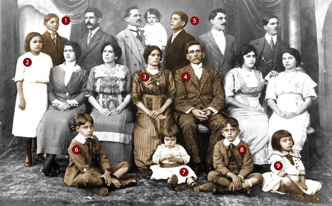 Família Barros
