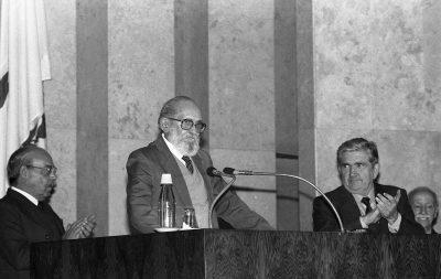 Paulo Freire | Acervo CMSP