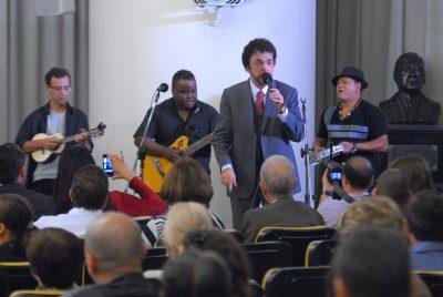 Luiz Ayrão | Arquivo CMSP
