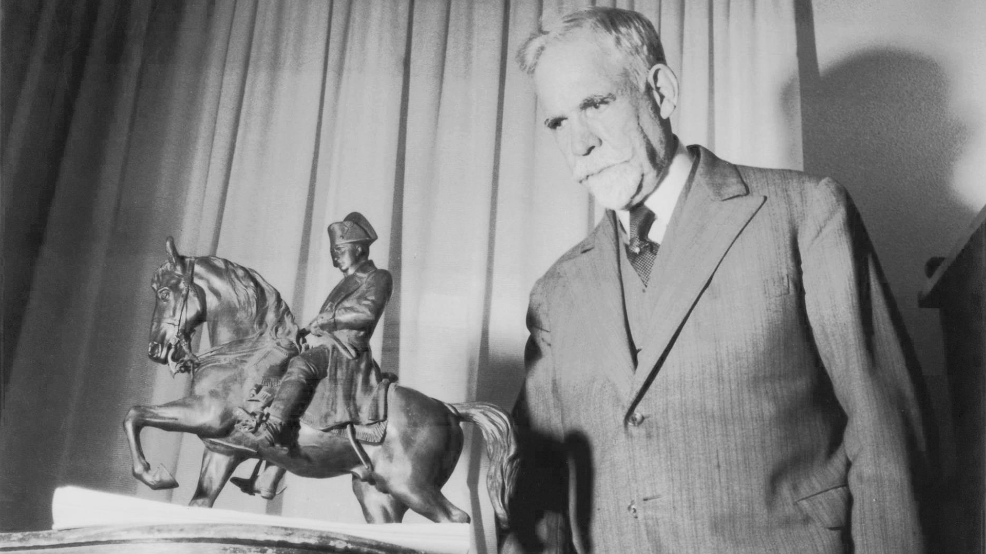 Além de político, Washington Luís foi um apreciador das artes