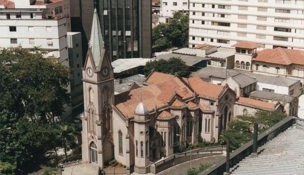 Rua Frei Caneca, 1047, Consolação   Crédito: Divulgação