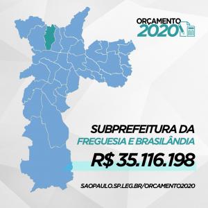 FREGUESIA E BRASILÂNDIA