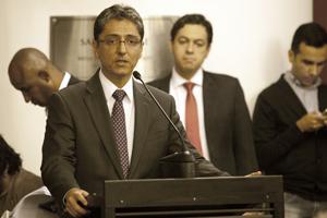 Secretário Municipal de Desenvolvimento Urbano, Fernando Mello Franco