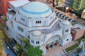 museu judaico de são paulo - foto:@ignacio_brunno
