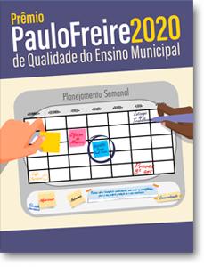 Prêmio Paulo Freire 2020 botão