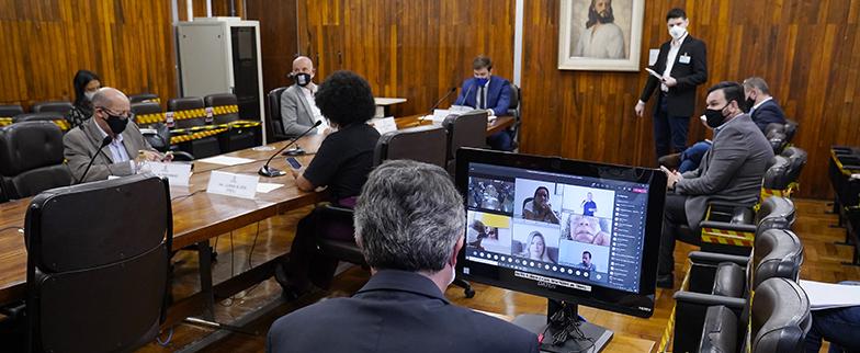 Audiência da Comissão de Saúde
