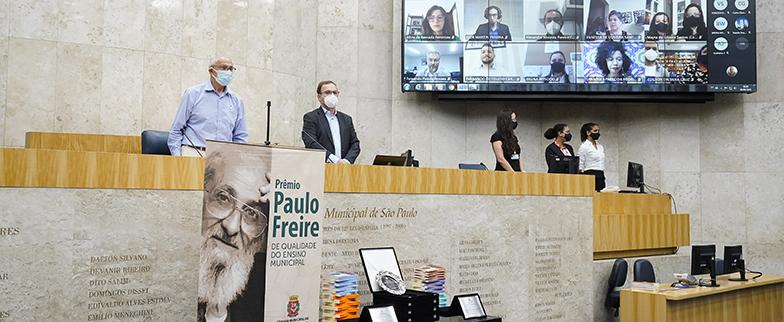 Prêmio Paulo Freire de Qualidade do Ensino