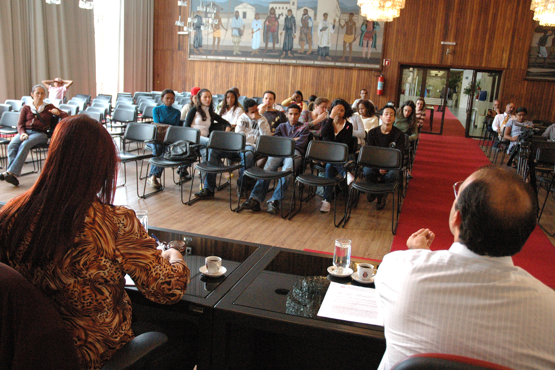 Comissões e Movimento Creche para Todos realizam avaliação dos trabalhos durante o ano