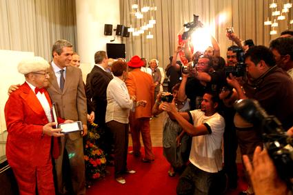 Dia Nacional do Samba é festejado na Câmara Municipal