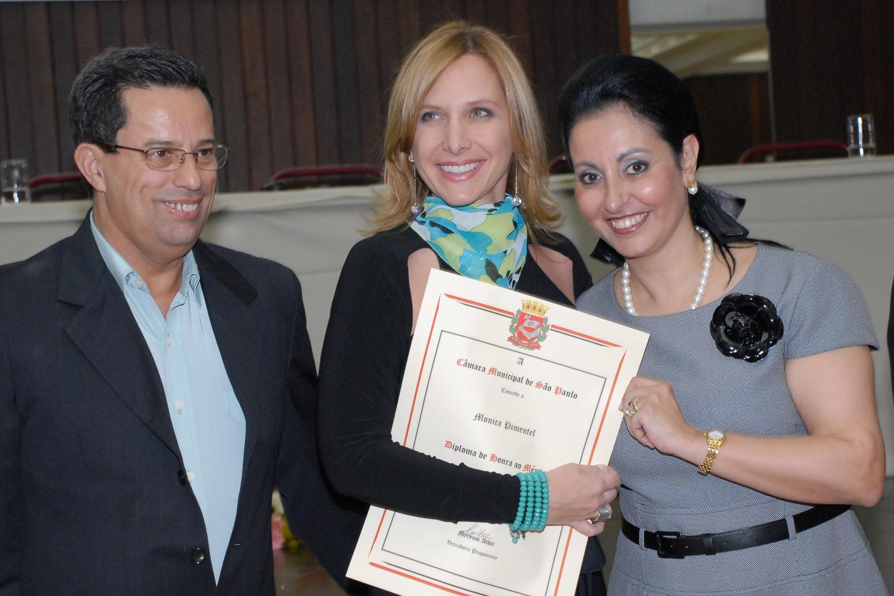 Câmara Municipal aplaude aniversário do Tatuapé