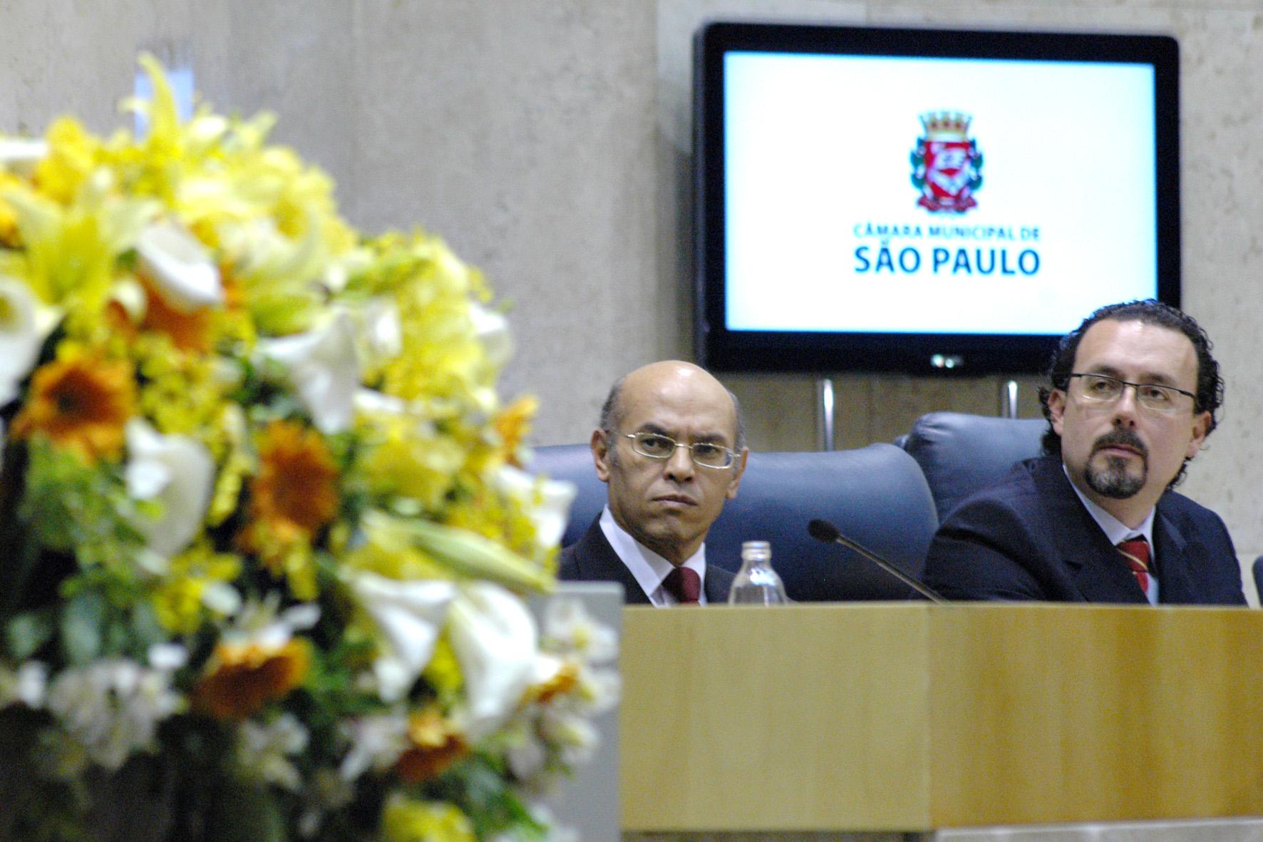 Pastor recebe Título de Cidadão Paulistano