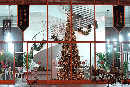 Música e luzes no Natal da Câmara