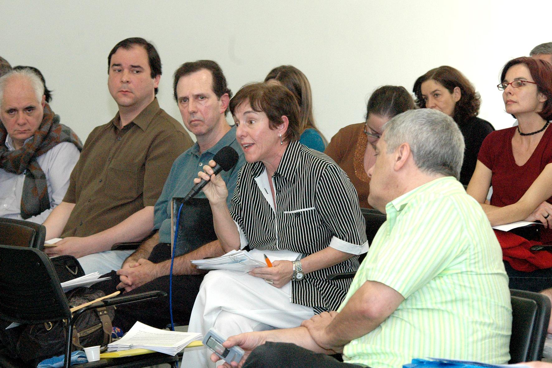 Tombamento histórico é debatido na Comissão de Administração Pública