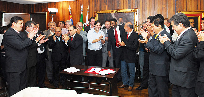 Fábio Jr Lazzari/ CMSP